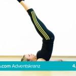Bessere Konzentration durch Yoga –Die Kerze Teil 3