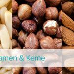 Powerfood: Nüsse, Samen & Kerne Teil 1