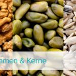Powerfood: Nüsse, Samen & Kerne Teil 2
