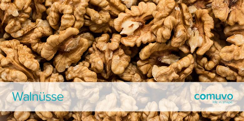 comuvo Powerfood: Nüsse, Kerne und Samen – Walnüsse