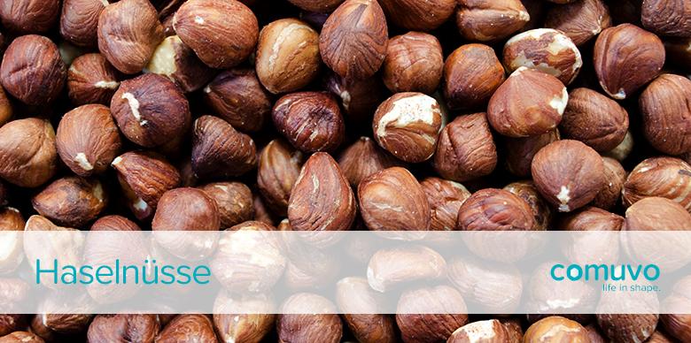 comuvo Nüsse, Kerne, Samen – Haselnüsse