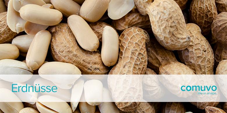 Powerfood: Nüsse, Samen & Kerne Teil 3 – Erdnüsse