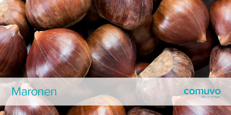 Powerfood: Nüsse, Samen & Kerne Teil 3 – Maronen