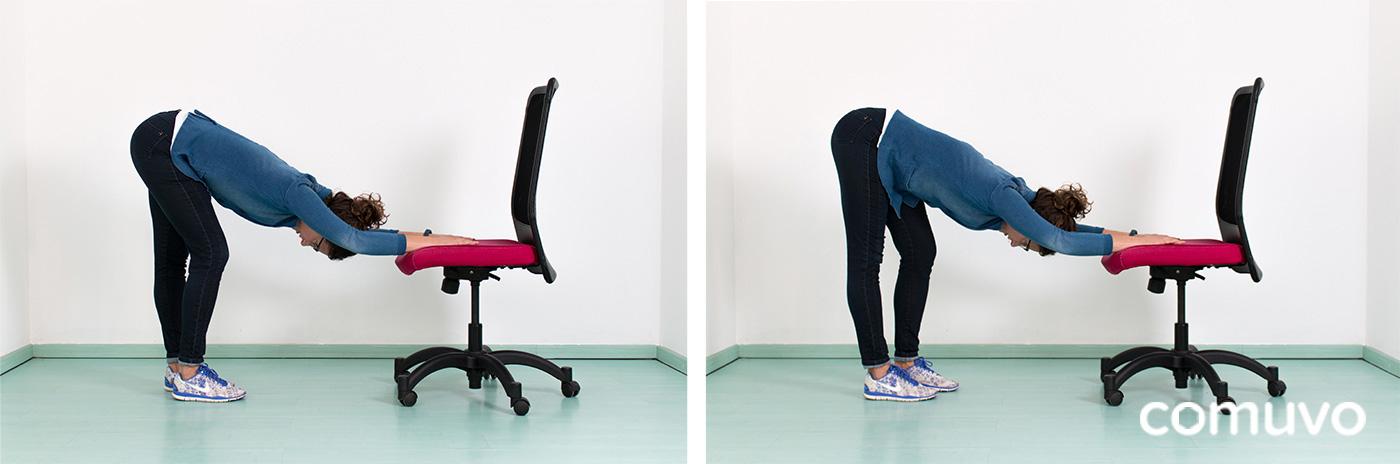 Schreibtisch-Workout | comuvo