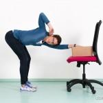 Schreibtisch-Workout – handliche Übungen am Arbeitsplatz