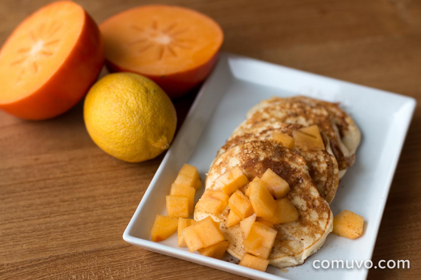 Rezept Low Carb Pancakes | comuvo