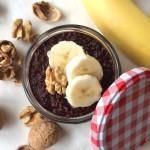 Overnight Oats Schoko Banane – Unwiderstehlich schokoladig lecker!
