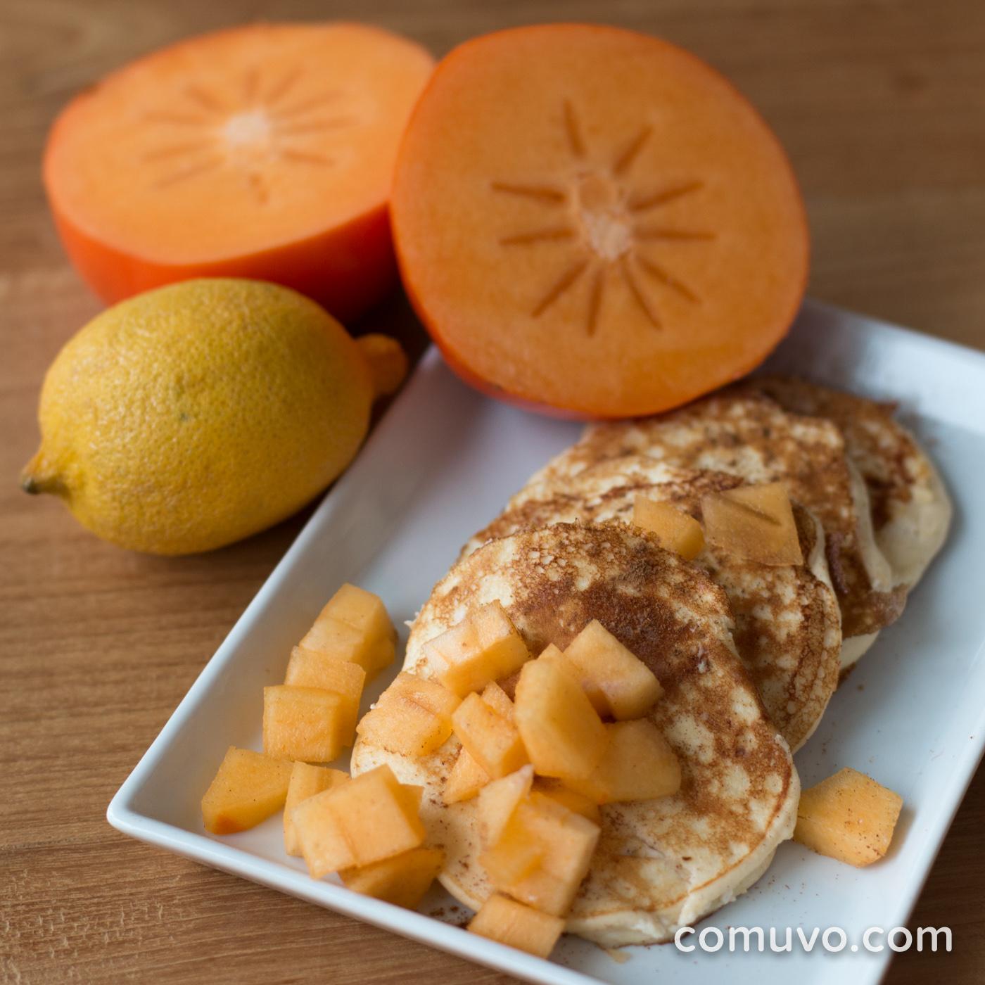 Rezept Low Carb Pancakes & Overnight Oat Schoko Banane | comuvo
