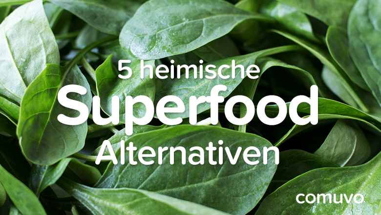 5 heimische Superfood Alternativen | comuvo Blog