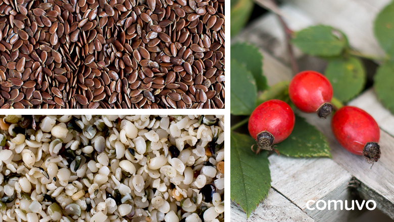 5 heimische Superfood Alternativen | Chiasamen| comuvo Blog