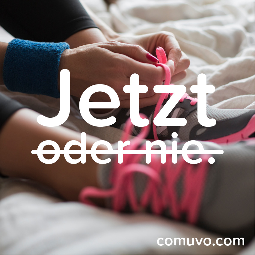 comuvo | mehr Motivation beim Sport
