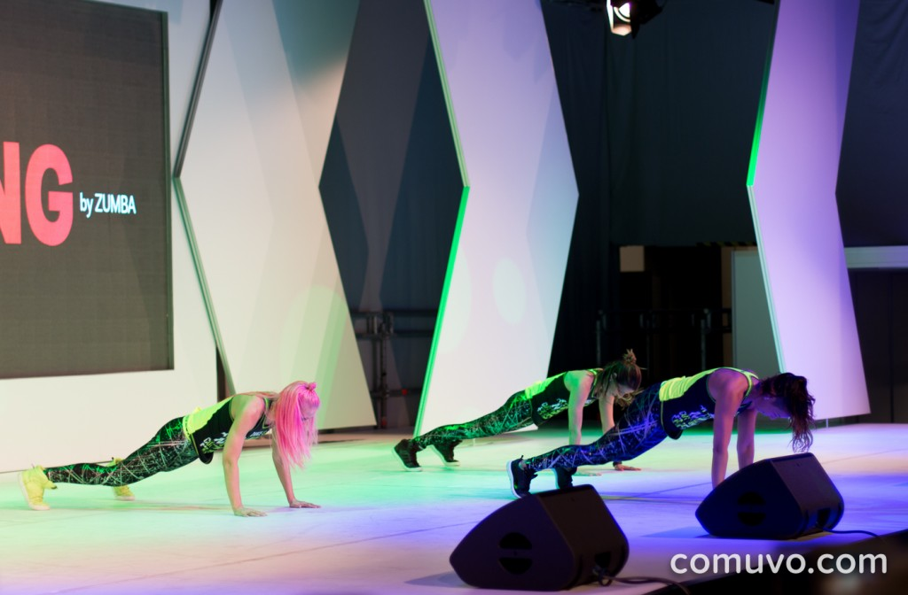 Trendradar: Die 10 hottesten Group Fitness Formate der FIBO 2016 | Strong by Zumba