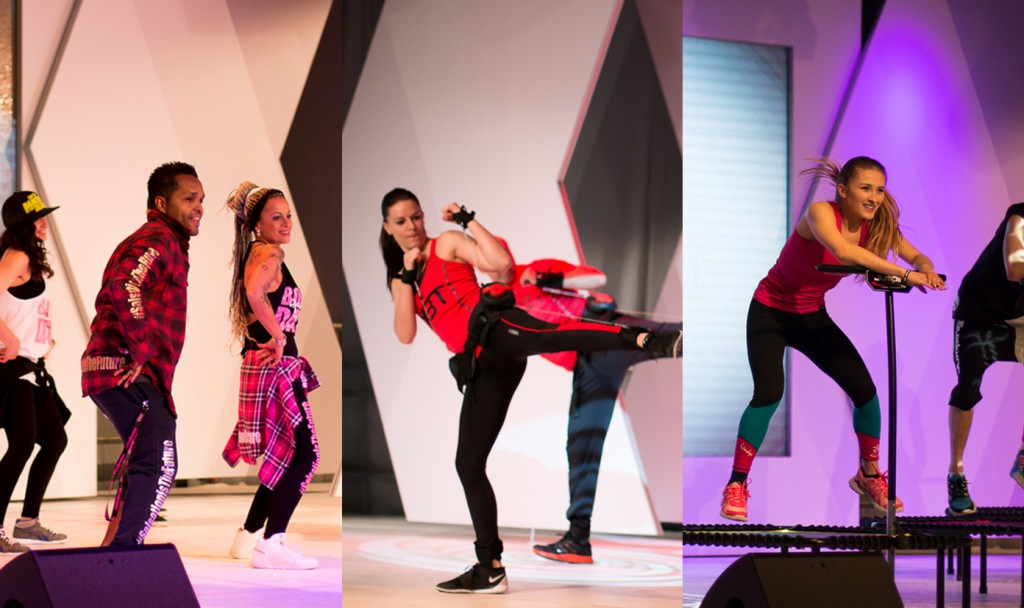 Trendradar: Die 10 hottesten Group Fitness Formate der FIBO 2016