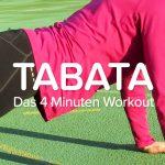 TABATA-Training – schnell, effektiv, intensiv! Das Powerworkout für Eilige