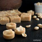 Unwiderstehlich leckerer Clean Eating Peanut Butter Fudge in nur 5 Minuten