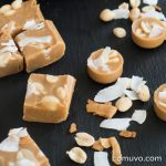 Peanut-Butter-Kokos-Fudge – vegan, gesund und sooo lecker | Clean Eating