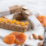 Vegane Früchteriegel mit Aprikosen & Vanille zum Selbermachen